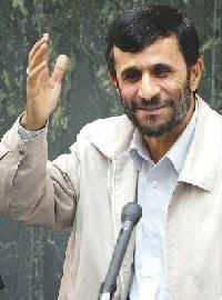 Indahnya Akhlaq Presiden Iran Mahmoud Ahmadinejad - Ardiz Tarakan